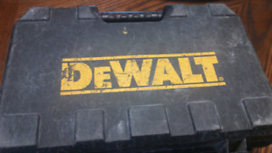 20V Dewalt Lithium Ion Drill  All good used condition  Comes wit