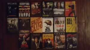 DVD 17 Action Movies