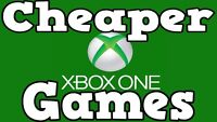 Xbox One Account And Games For Cheap