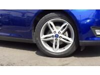 2017 Ford Focus 1.0 EcoBoost 125 Zetec Edition Manual Petrol Hatchback