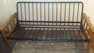 Wood Futon Frame New Used Goods Near You Find