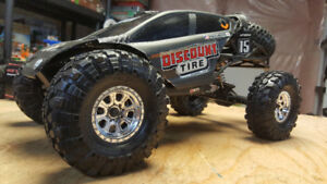 Axial vaterra twin hammer off road two speed brushless