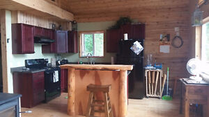 Cabin for Rent Aug 26 to Sep 1. $1000 Book today!