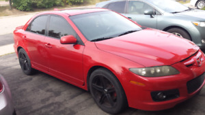 2006 Mazdaspeed 6 *Turbo*