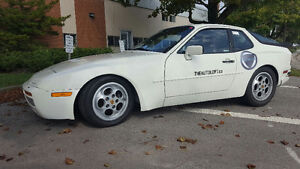 1988 Porsche 944 S Coupe (2 door)