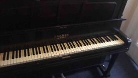 GRAND PIANO CRAMER LONDON OFFERS WELCOME