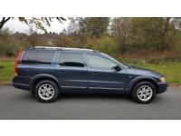 2005,Volvo XC70 2.4 AWD D5 SE Lux, 6 SPEED MANUAL, FULL S/h, FULL LEATHER