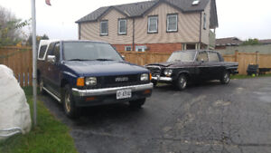 1990 Other Pickup Truck & 1962 car