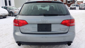 2009 Audi A4 2.0T Avant Wagon - Pano Roof! Rare Find! Kitchener / Waterloo Kitchener Area image 4