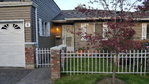 Rarely available! Spacious almost 1400sqft Ground Floor Townhous