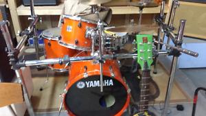 Yamaha stage custom advantage nouveau (5 piece)