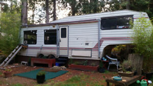 Pad Rental with Purchase of Trailer