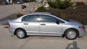 2008 Honda Civic with only 65000 km!