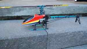 RC HELICOPTER AND RC BIKE