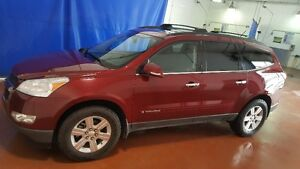 2009 Chevrolet Traverse 2LT SUV, Crossover AWD