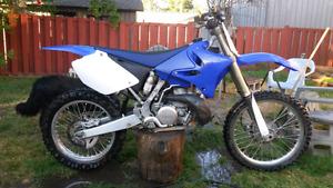 2009 Yamaha YZ250