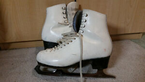 Wifa Gold Star Figure Skates