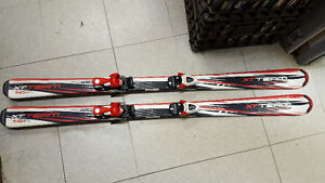 140 Techno Pro Skis and Nordica boots