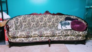 Sofa, divan, canapé vintage