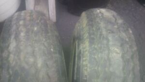 2 5.70X8 BOAT TRAILER TIRES