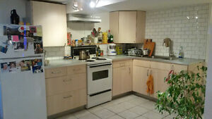 1 bedroom Sublet May-Sept $1100 all inclusive