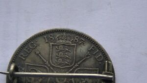 1887 QUEEN VICTORIA  Silver Brooch (VIEW OTHER ADS) Kitchener / Waterloo Kitchener Area image 3