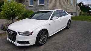 Audi a4 quattro sline