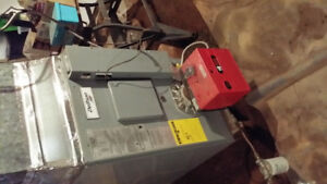 Deltson forced air furnace for sale