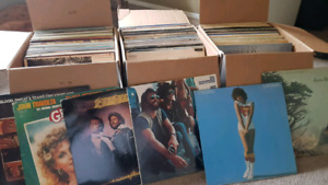OBO Over 150 LPs