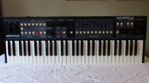 Sequential Circuits Multi-Trak Vintage Synth