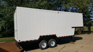 For Sale 24' 1997 ITB Freight Trailer 5th Wheel