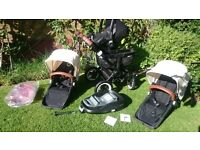 Bugaboo donkey great condition