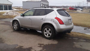 Trades Accepted 2oo6 Nissan Murano SL