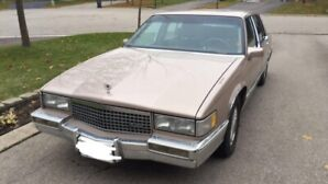 1990 Cadillac Deville - FOR SALE!