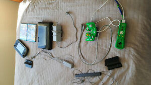 Looking to sell a Nintendo Wii U, games and accessories included
