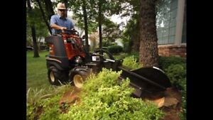 Cheap Stump Grinding, Cheap Stump Removal, Roto Tilling