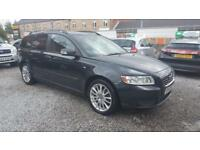 2009 Volvo V50 1.6D DRIVe S Diesel 5 Doors Estate in Grey