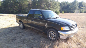 Parting out 2001 Ford F 150