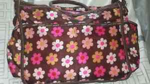 New with tag Carters diaper bag