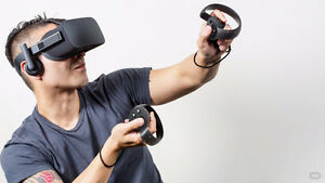 Invest in Virtual Reality ($)