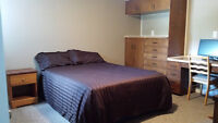 2 Rooms in a clean, quiet home for mature responsible students
