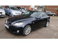 2006 Lexus IS 250 2.5 SE 4dr