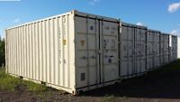 FOR SALE or RENT,New or Used 20'  Storage Containers,