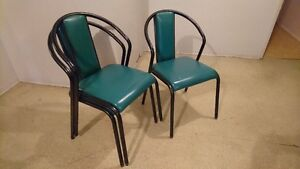 Restaurant chairs for sale - 50+ TEAL GREEN
