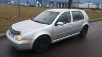 2003 Volkswagen Golf Tdi Berline