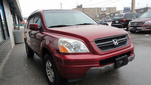 2005 Honda Pilot EX CERTIFIED,EMISSION, CLEAN,FULLY LOADED