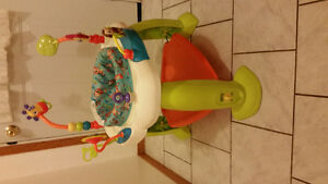 Bright Starts Baby Play Stand