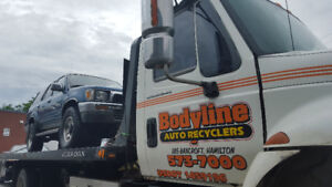 Top Cash paid for Scrap Cars!!!!! Fast Towing free! 905-573-7000