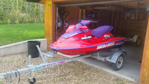 Seadoo, Trailer and Lift - A complete starter package