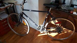 Vélo de ville Raleigh challenger bike